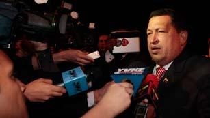 Chavez habla sobre la incorporación de Venezuela a Mercosur