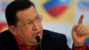 """Hugo Chávez, """"libre"""" del cáncer y listo para la batalla electoral"""
