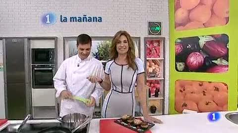 Sergio, el cocinero de 'La mañana de la 1', habla de 'Isabel'