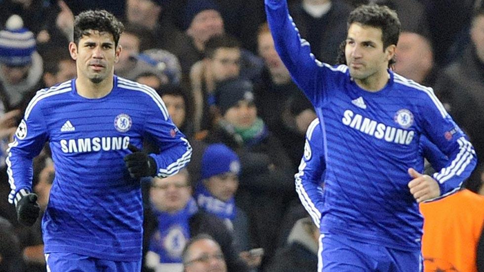 Chelsea 3 - Sporting 1