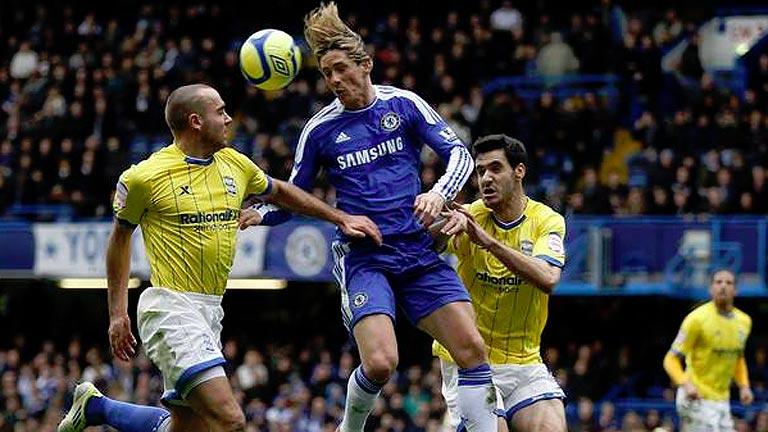 El Chelsea empata antes de ponerse con la Champions