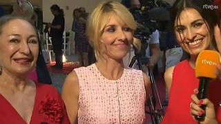El Ministerio del Tiempo - Cayetana Guillén Cuervo, Susana Córdoba y Luisa Gavasa celebran la fiesta de 'Corazón' por su 20º aniversario en RTVE
