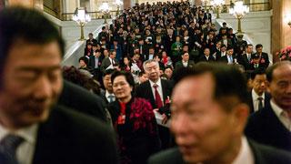 China abre el plenario anual de la Asamblea Nacional Popular