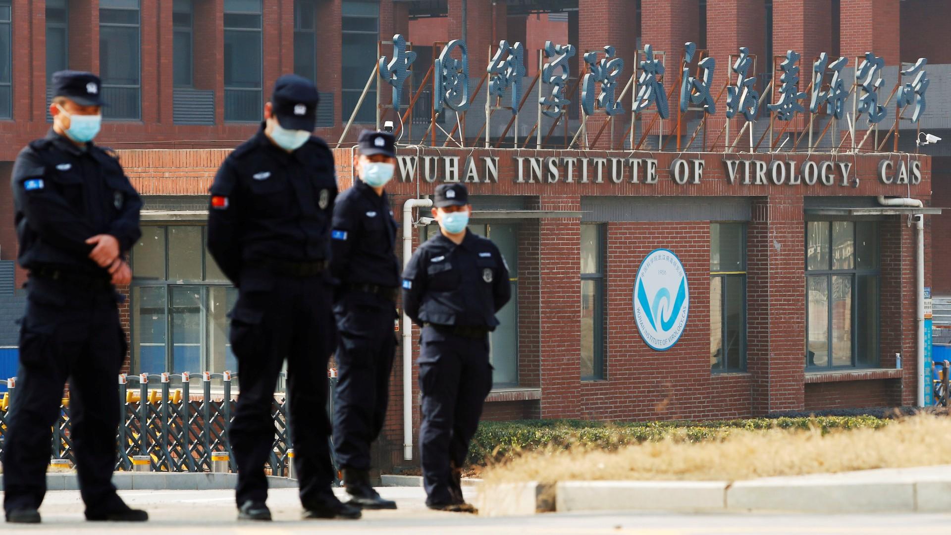 Ir al VideoChina arremete contra EE.UU. por investigar si la COVID-19 salió del laboratorio de Wuhan