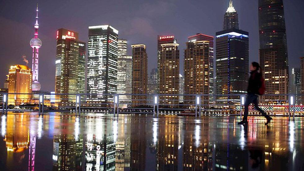 China rebaja su previsión de crecimiento para este año