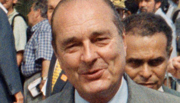 Chirac acaba con el dominio socialista del Elíseo en 1995