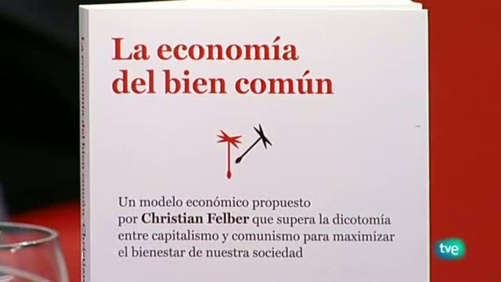 Para Todos La 2 - Entrevista: Christian Felber. Economía del Bien Común.