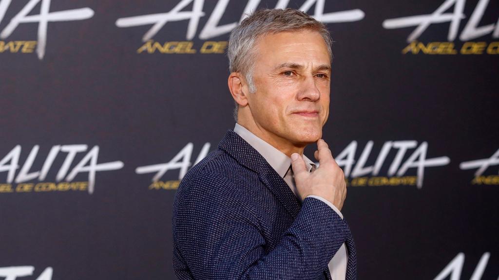 """Ir al VideoChristoph Waltz: """"Me pregunto si el mundo de 'Alita, ángel de combate' no es casi el nuestro"""""""