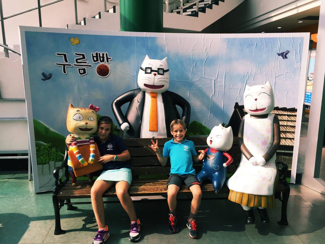Chuncheon comic