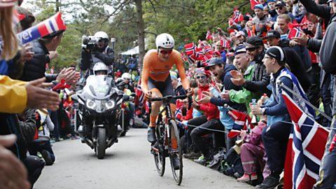 Campeonato del Mundo en Carretera Contrarreloj Élite Masculi