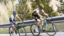 Ciclismo - Giro de Italia, 14ª Alpago (Farra) - Corvara (2ª parte)