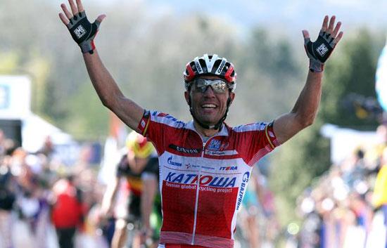 """""""Me quejo del tratamiento del ciclismo en TVE"""""""