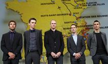 Ciclismo | El Tour 2017 pasará por los cinco macizos del Hexágono
