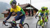 Ciclismo - Tour de Romandie 2016. 4ª Etapa desde Suiza