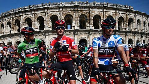 Vuelta a España. 2ª Etapa: Nimes - Grand Narbonne