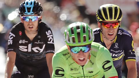 Ciclismo - Vuelta a España. 3ª Etapa: Prades/Conflent Canigo - Andorra la Vella (2)