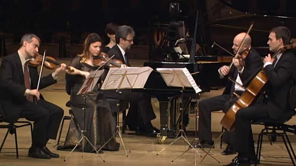 Los conciertos de La 2 - Ciclo Radio Clásica (Quinteto de cuerda con piano)