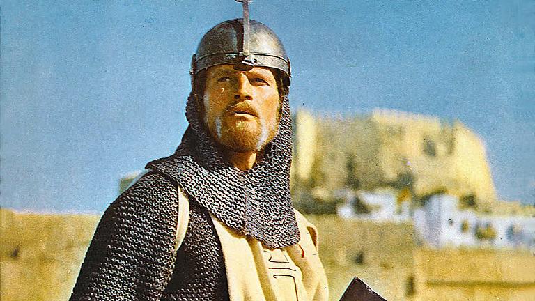 'El Cid', esta noche en Clásicos de La 1