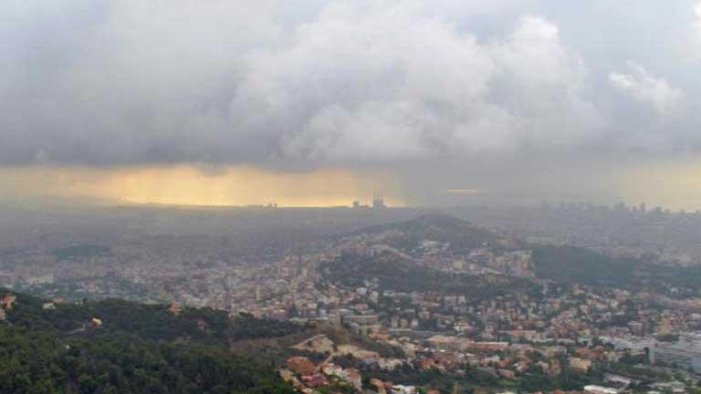 Temperaturas altas en sureste peninsular y en descenso en Cantáb