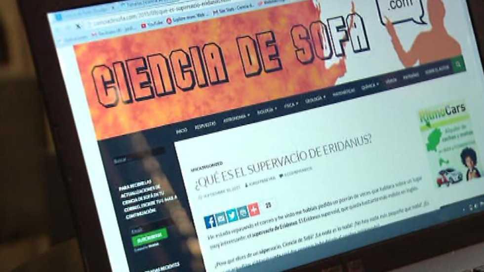 Cámara abierta 2.0 - El blog Ciencia de sofá, gastronomía conectada con el restaurante Triciclo, Runnea.com y Esperanza Elipe en 1minutoCOM - 16/01/16