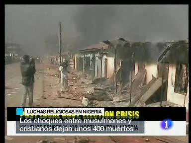Cientos de muertos en Nigeria