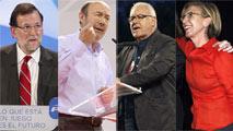 Ir al VideoCierre de la campaña de las elecciones europeas 2014