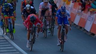 Cimolai gana la primera etapa de la Volta