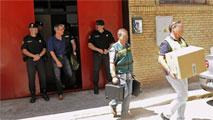 Ir al VideoCinco de los 16 detenidos por las supuestas facturas falsas de UGT-A quedan en libertad
