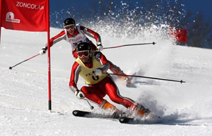 Cinco españoles buscan medalla en los Paralímpicos