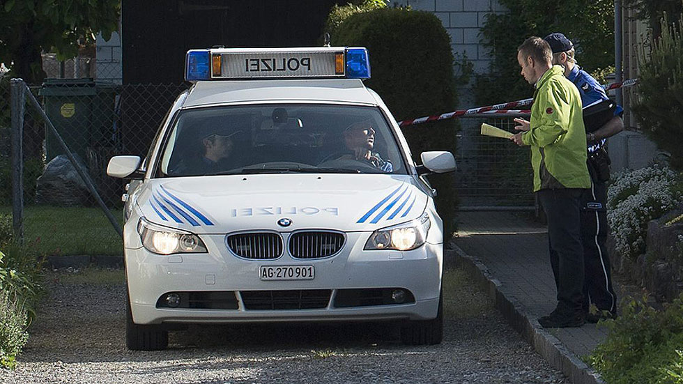 Cinco muertos en un tiroteo en la localidad suiza de Würenlingen