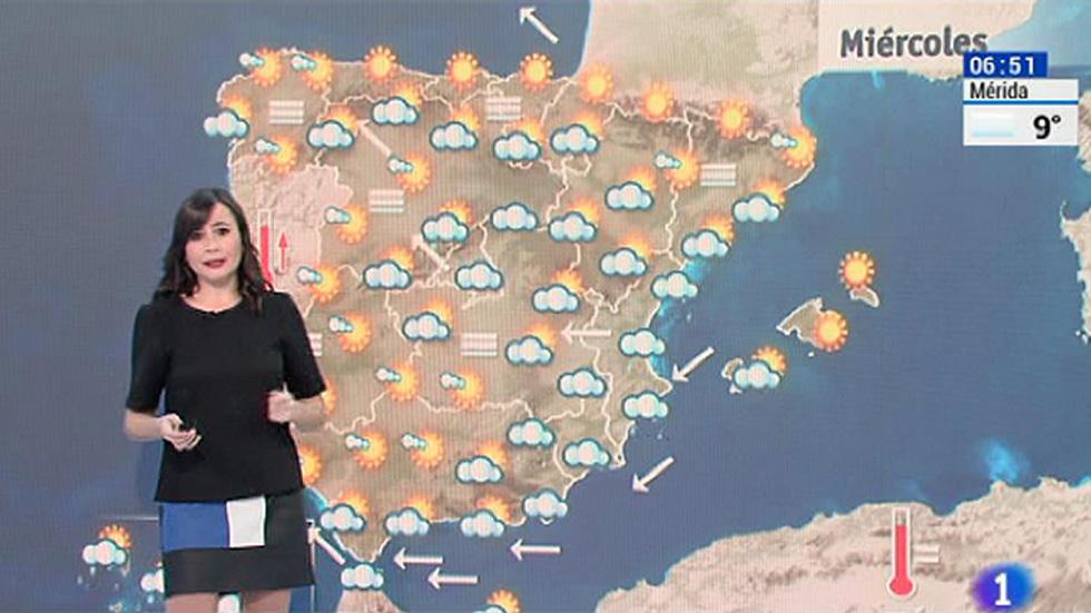 Cinco provincias del sur en riesgo por vientos y - El tiempo torreblanca castellon ...