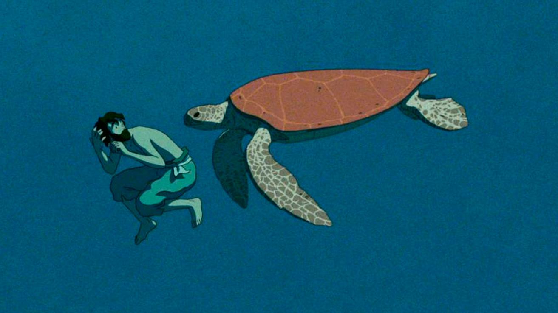 Cine en casa: 'La tortuga roja' y 'La la land'