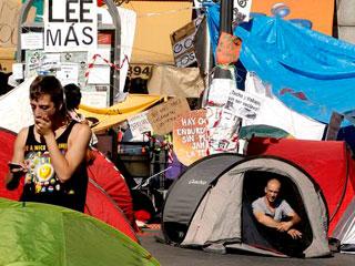 Días de cine - El cine documental a raíz del 15-M en Sol y otros lugares de España
