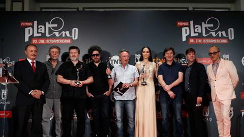 Ir al VideoEl cine iberoamericano celebra su gran fiesta en Madrid