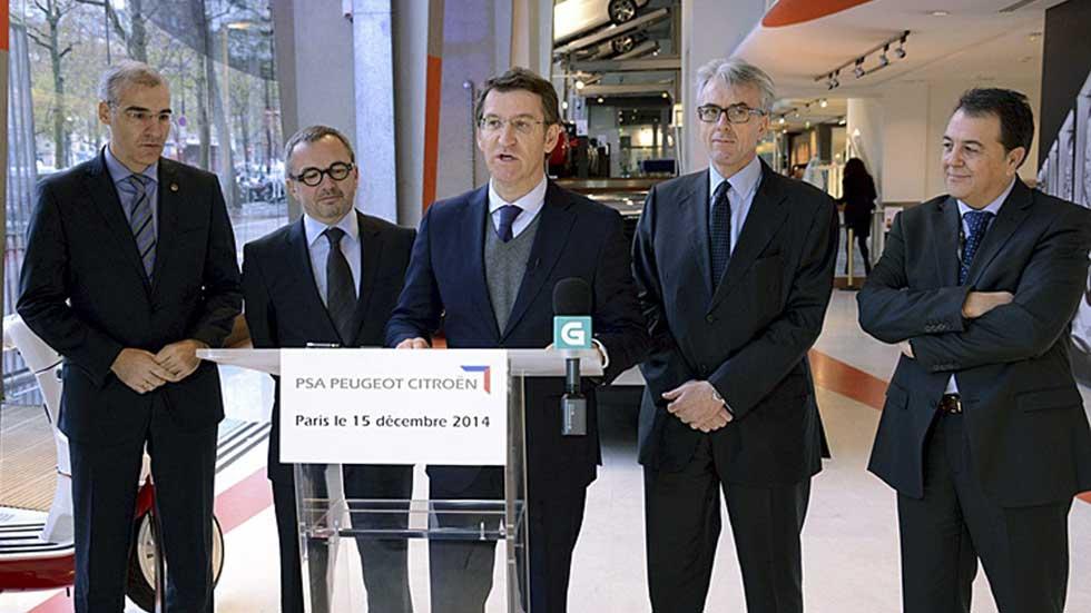 Citröen fabricará su nueva furgoneta, en exclusiva, en la planta de Vigo