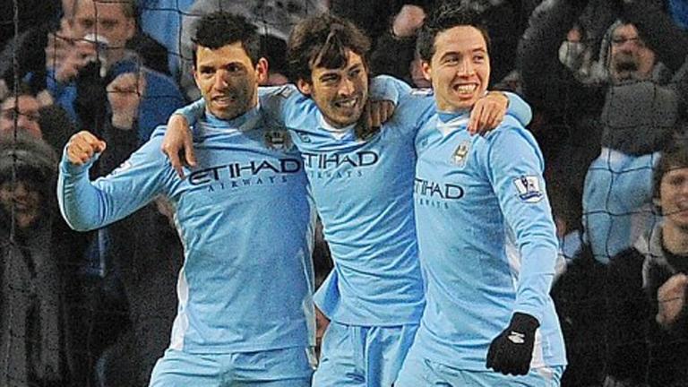 El City, un equipo plagado de estrellas