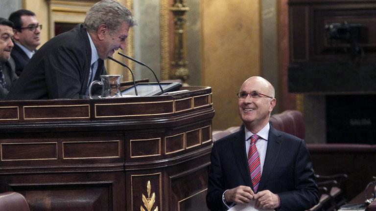 CiU exige a Rajoy el pacto fiscal para Cataluña