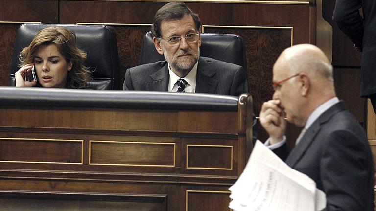 """CiU exige a Rajoy """"com"""
