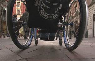 Dentro de un año los edificios y lugares públicos tendrán que adaptarse para los discapacitados