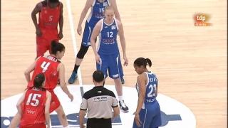 Baloncesto - Liga femenina - Ciudad Ros Casares-Rivas Ecópolis