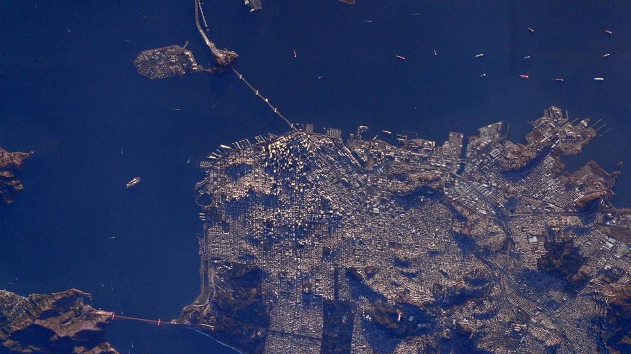 La ciudad de San Francisco. (SCOTT KELLY)