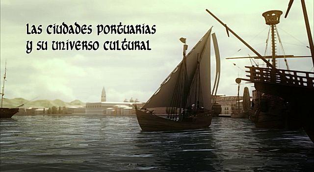 UNED - Las ciudades portuarias y su universo cultural - 10/06/16