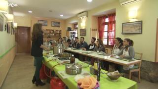 MasterChef 3 - Clase de cocina macrobiiótica