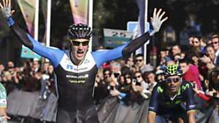 Ciclismo - Clásica de Almeria. Resumen