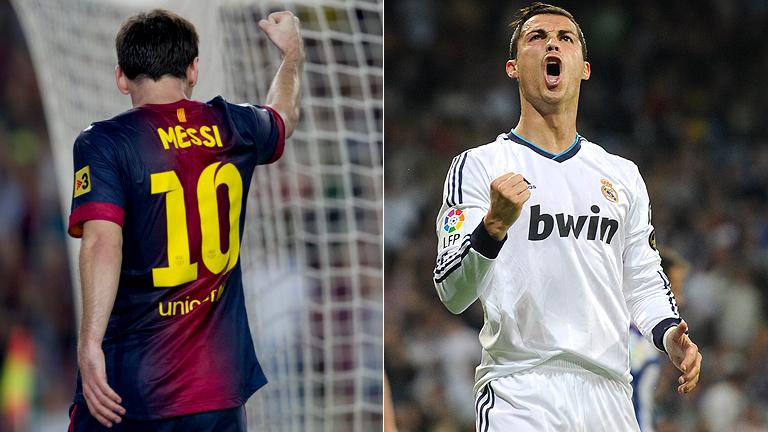 El clásico Barcelona - Real Madrid, con la Liga en juego en la séptima jornada