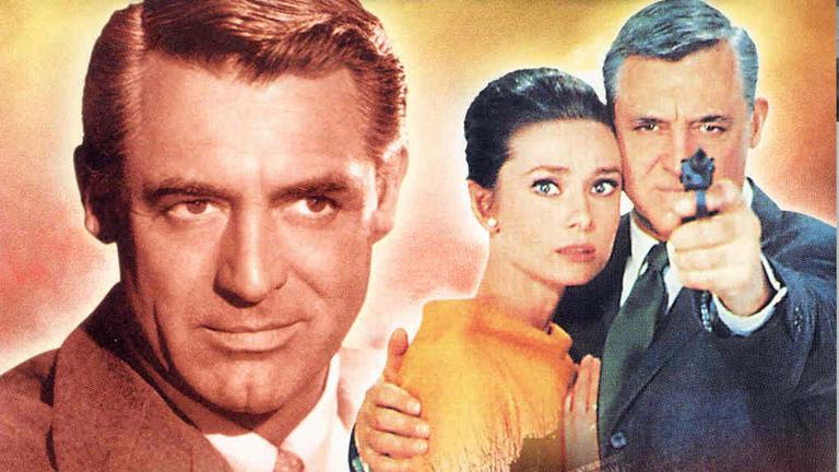En 'Clásicos de La 1', 'Charada', una comedia inolvidable con Cary Grant y Audrey Hepburn