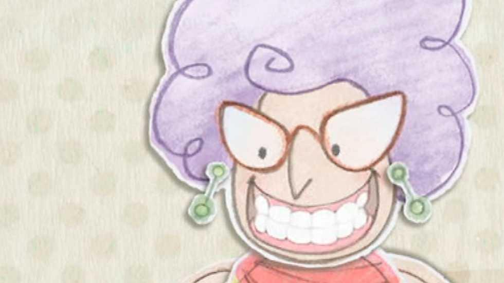 Cleo  La dentadura de la abuela  Clan TV  RTVEes