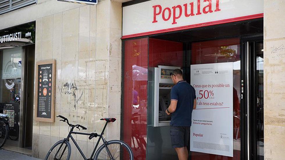 Los clientes de Banco Popular tienen todos sus ahorros garantizados, pero los accionistas pierden el 100% de su inversión