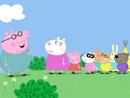 Imagen del  vídeo de Peppa Pig titulado EL CLUB SECRETO