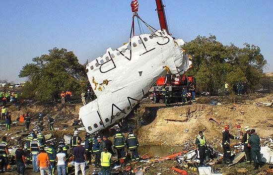 Especial Informativo sobre el accidente de Barajas